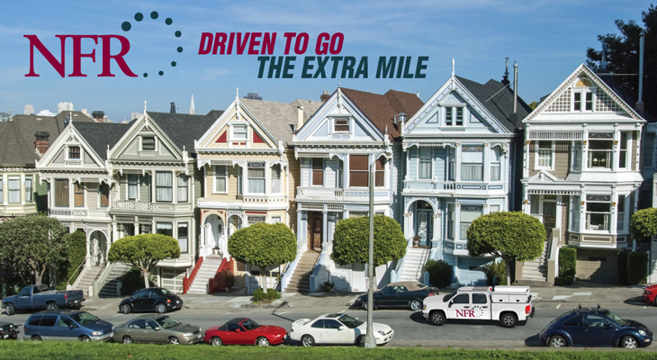 NFR -- Driven to go the extra mile